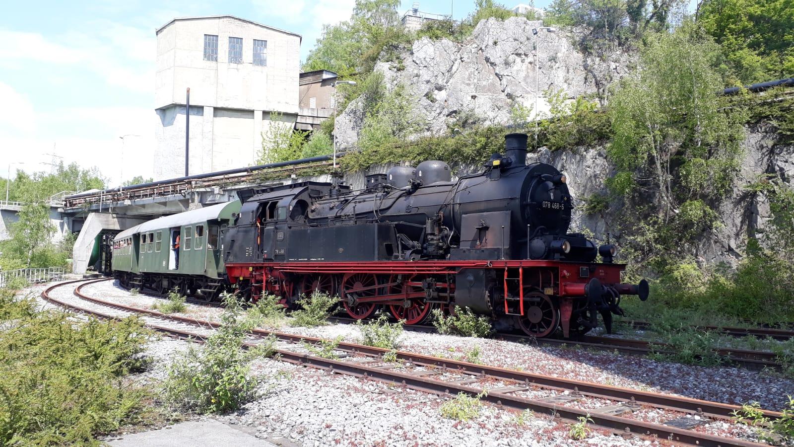 """""""Montan-Express"""" am 18.05.2019"""